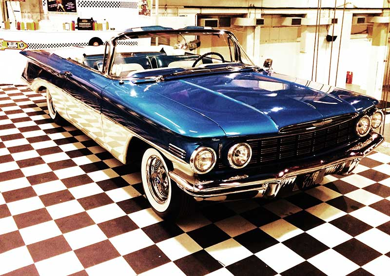 Surrey Cadillacs-1960 Oldsmobile Convertible