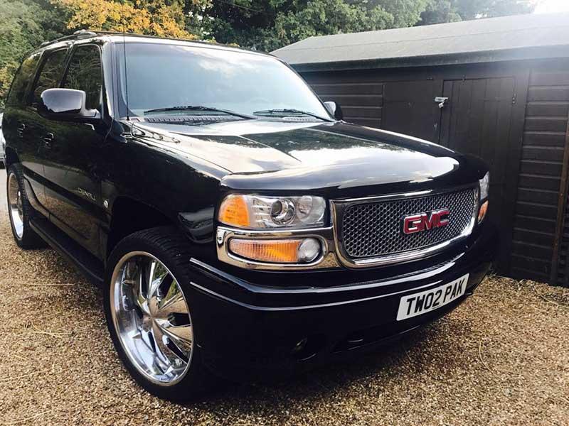 Surrey Cadillacs-GMC