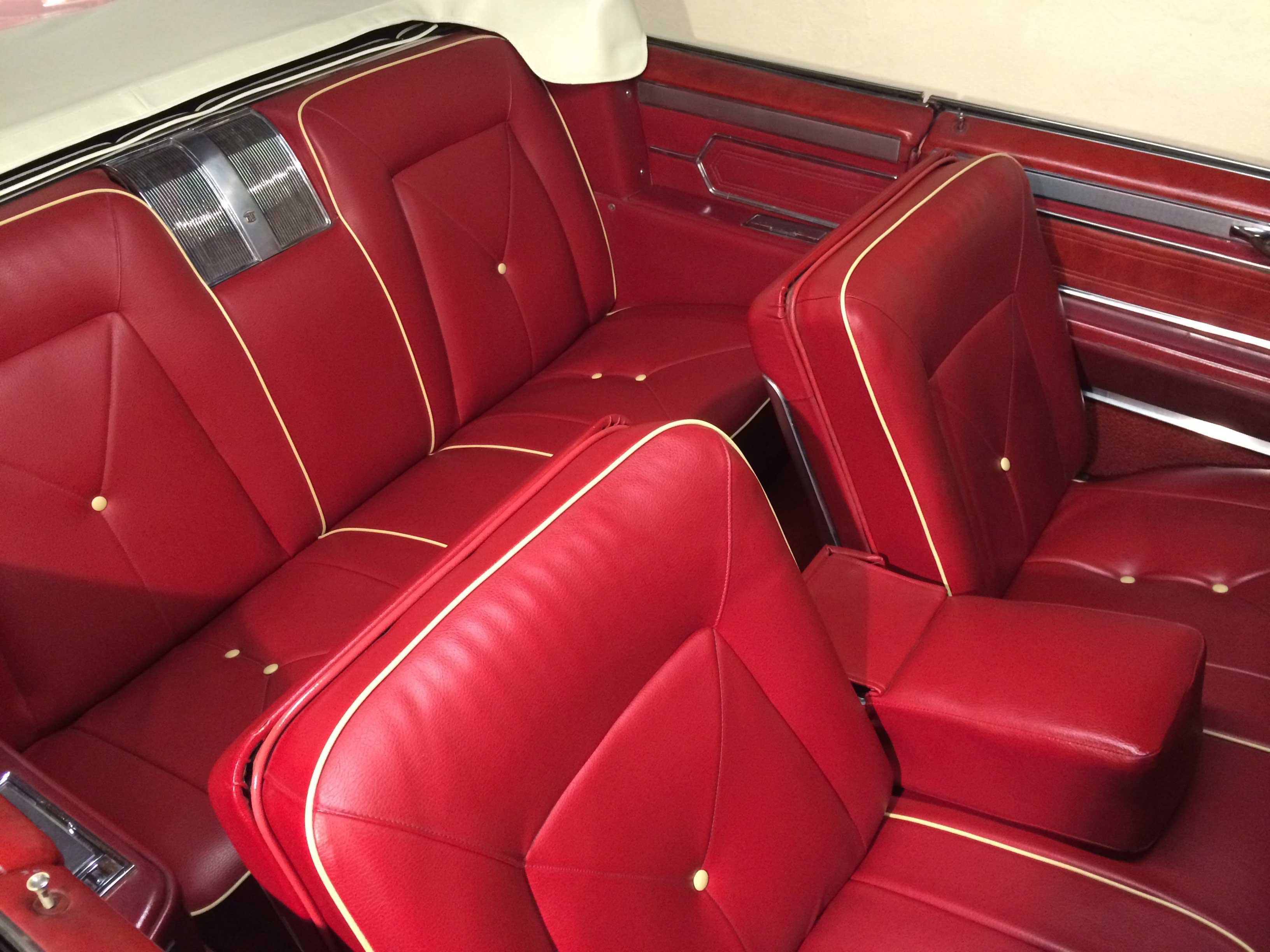 Surrey Cadillacs-1965 Cadillac Coupe Convertible