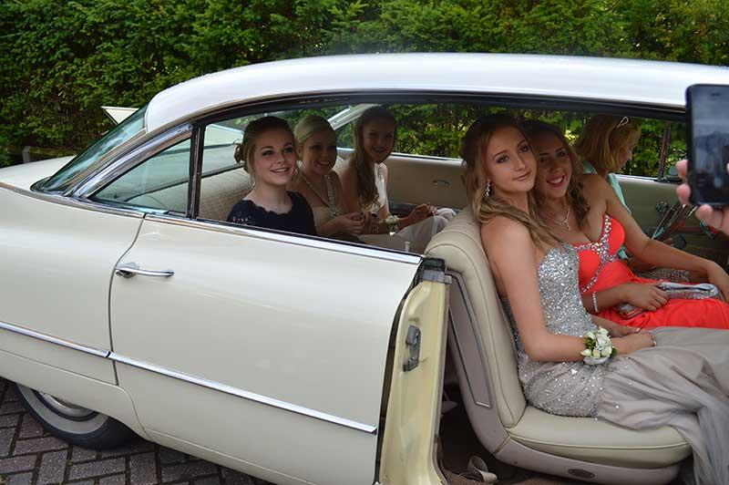 Surrey Cadillacs-Wedding Photos