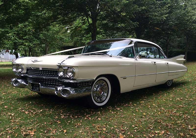 Surrey Cadillacs-1959 Cadillac Sedan De Ville