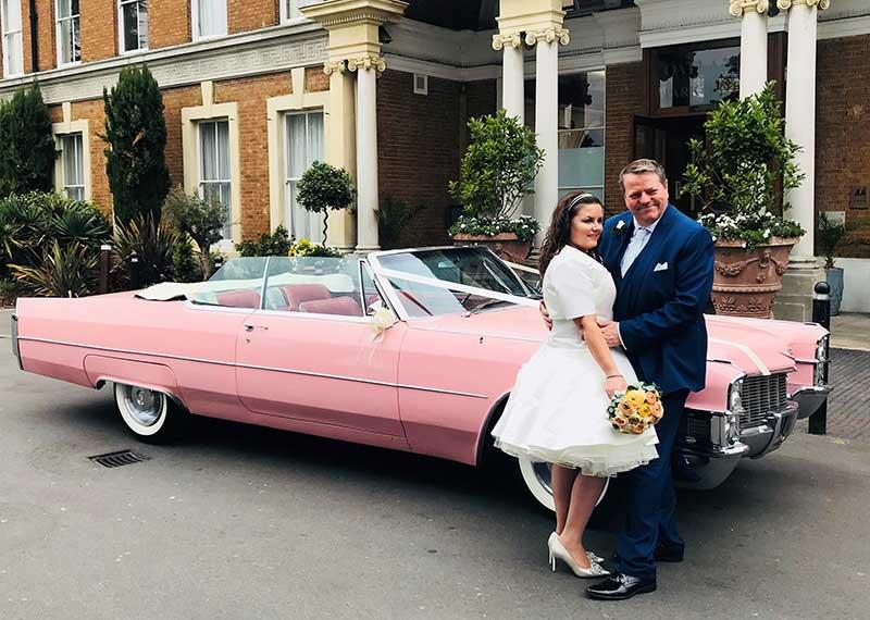 Surrey Cadillacs Pinkmark1