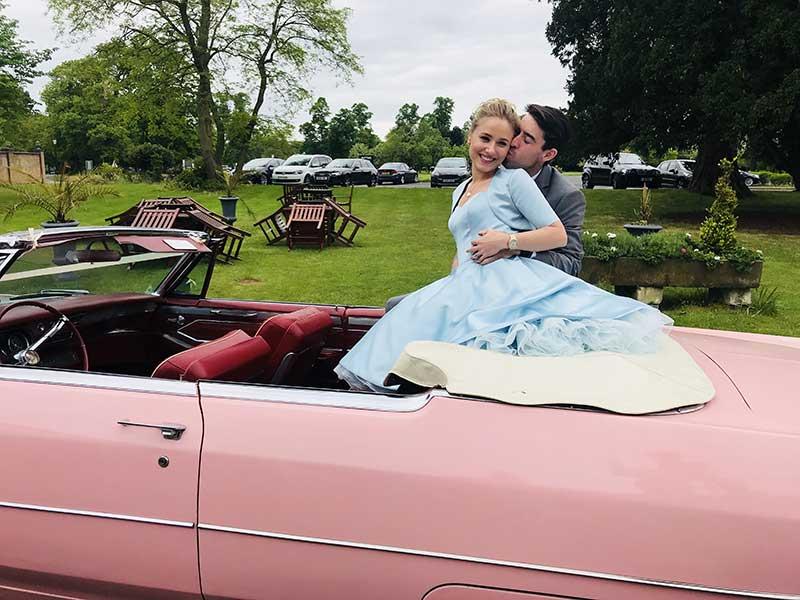Surrey Cadillacs pinkmark2