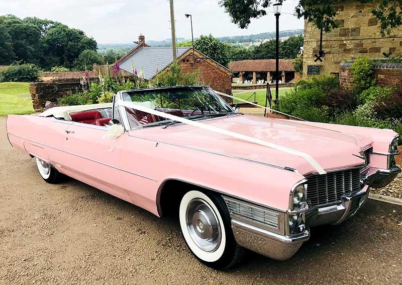 Surrey Cadillacs pinkcadnorth3